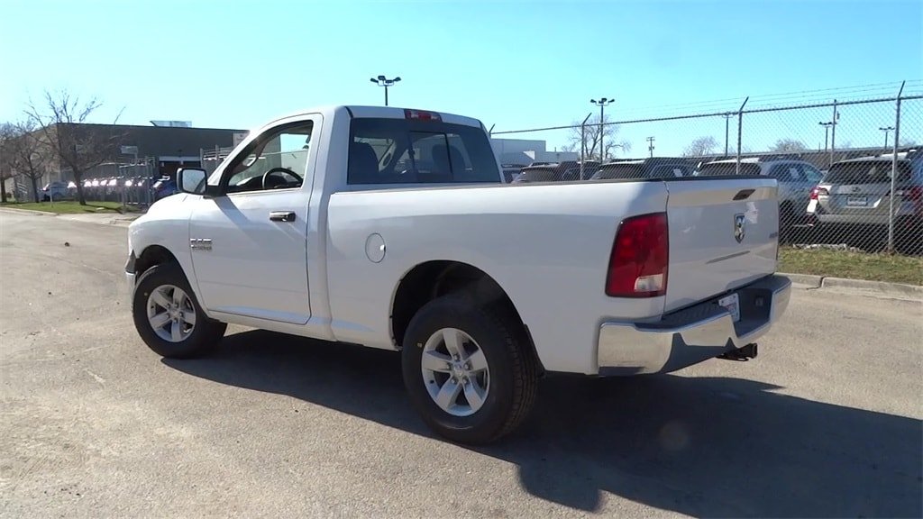 2018 Ram 1500 Regular Cab 4x4,  Pickup #618085 - photo 4