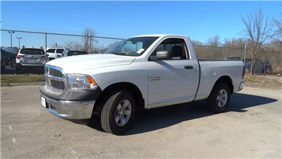 2018 Ram 1500 Regular Cab 4x4,  Pickup #618085 - photo 3