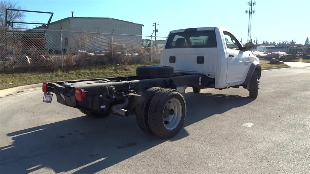 2018 Ram 5500 Regular Cab DRW Cab Chassis #618087 - photo 2