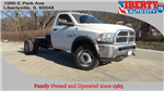 2018 Ram 5500 Regular Cab DRW Cab Chassis #618087 - photo 1
