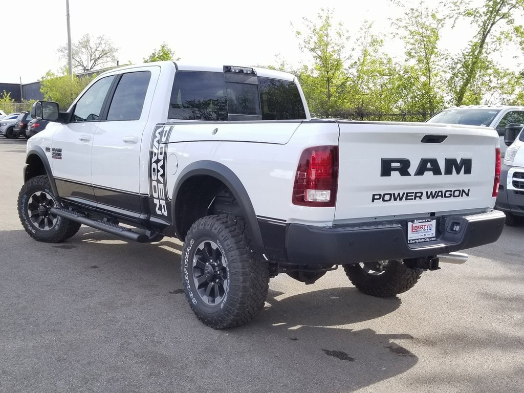 2018 Ram 2500 Crew Cab 4x4, Pickup #618096 - photo 5