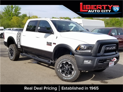 2018 Ram 2500 Crew Cab 4x4, Pickup #618096 - photo 1