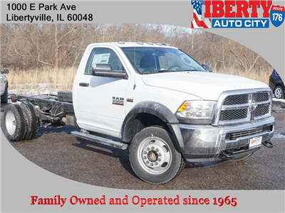 2018 Ram 4500 Regular Cab DRW Cab Chassis #618137 - photo 1