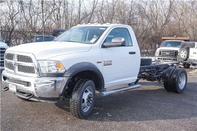 2018 Ram 4500 Regular Cab DRW Cab Chassis #618137 - photo 4