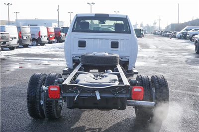 2018 Ram 4500 Regular Cab DRW Cab Chassis #618137 - photo 6