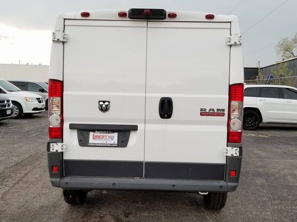 2018 ProMaster 1500 Standard Roof FWD,  Empty Cargo Van #618167 - photo 6