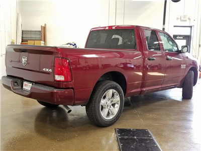 2018 Ram 1500 Quad Cab 4x4,  Pickup #618185 - photo 2