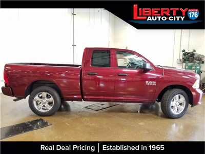 2018 Ram 1500 Quad Cab 4x4,  Pickup #618185 - photo 8