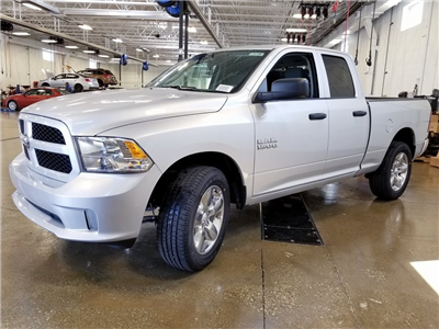 2018 Ram 1500 Quad Cab 4x4,  Pickup #618186 - photo 4