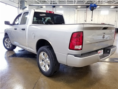 2018 Ram 1500 Quad Cab 4x4,  Pickup #618186 - photo 5