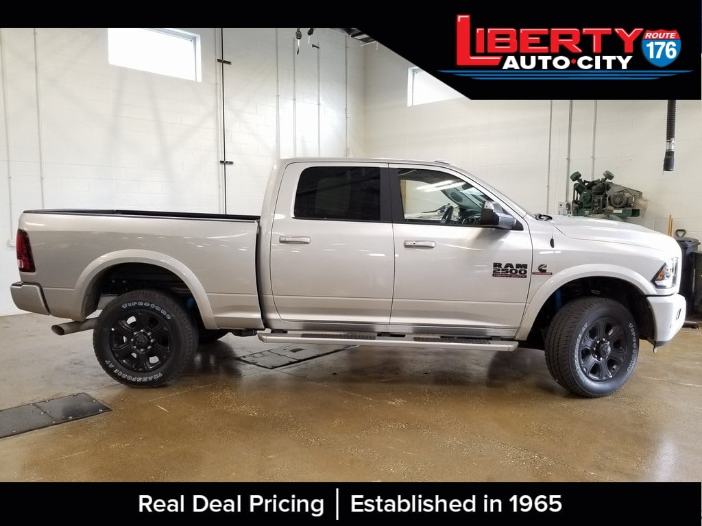 2018 Ram 2500 Crew Cab 4x4,  Pickup #618206 - photo 7