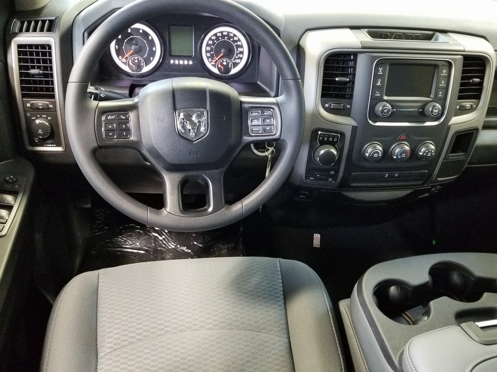 2018 Ram 1500 Quad Cab 4x4,  Pickup #618211 - photo 11