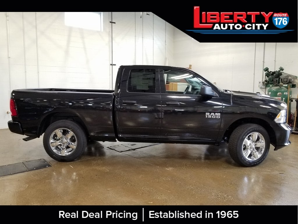 2018 Ram 1500 Quad Cab 4x4,  Pickup #618211 - photo 8
