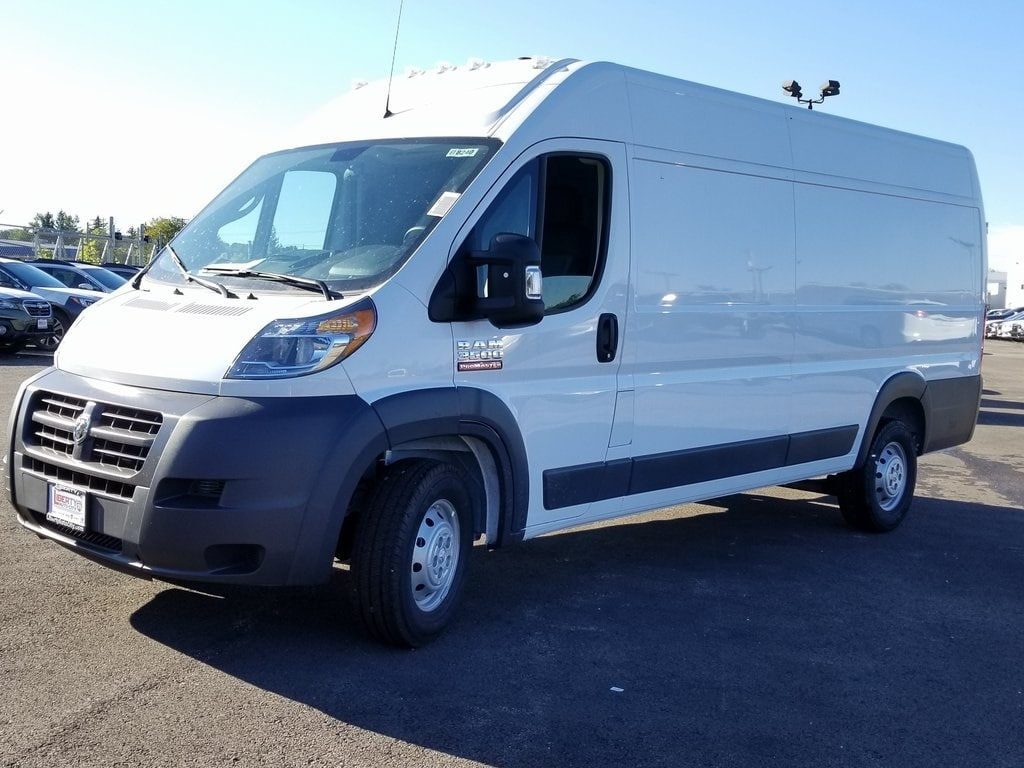 2018 ProMaster 3500 High Roof FWD,  Empty Cargo Van #618240 - photo 4