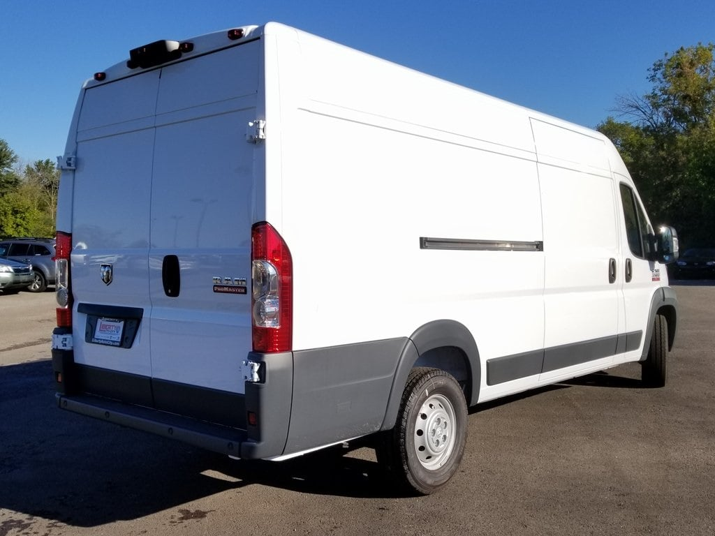 2018 ProMaster 3500 High Roof FWD,  Empty Cargo Van #618240 - photo 7