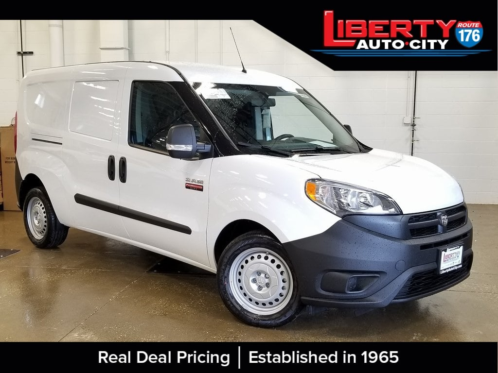 2018 ProMaster City FWD,  Empty Cargo Van #618264 - photo 1