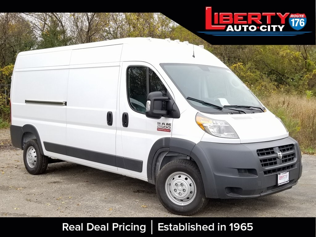 2018 ProMaster 2500 High Roof FWD,  Empty Cargo Van #618275 - photo 1