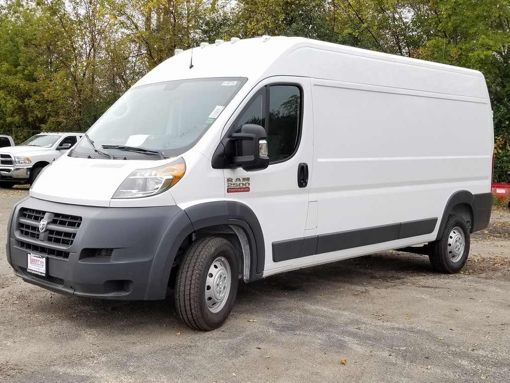 2018 ProMaster 2500 High Roof FWD,  Empty Cargo Van #618275 - photo 4