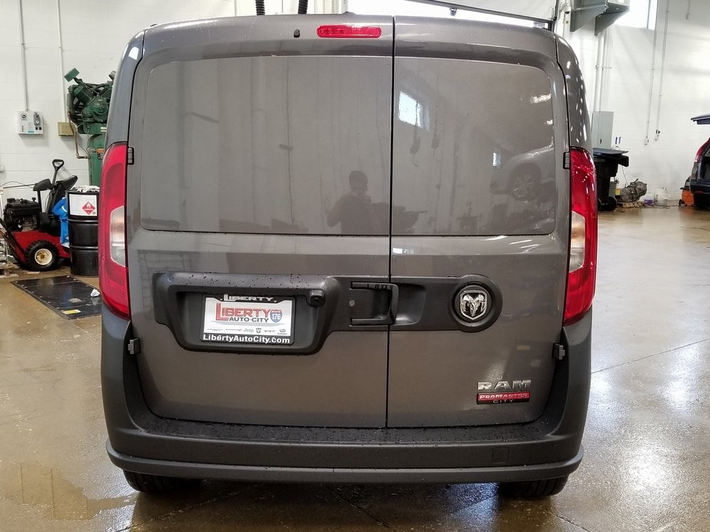 2018 ProMaster City FWD,  Empty Cargo Van #618288 - photo 6