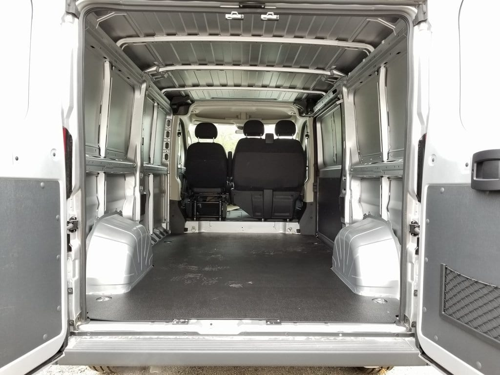 2018 ProMaster 1500 Standard Roof FWD,  Empty Cargo Van #618292 - photo 2