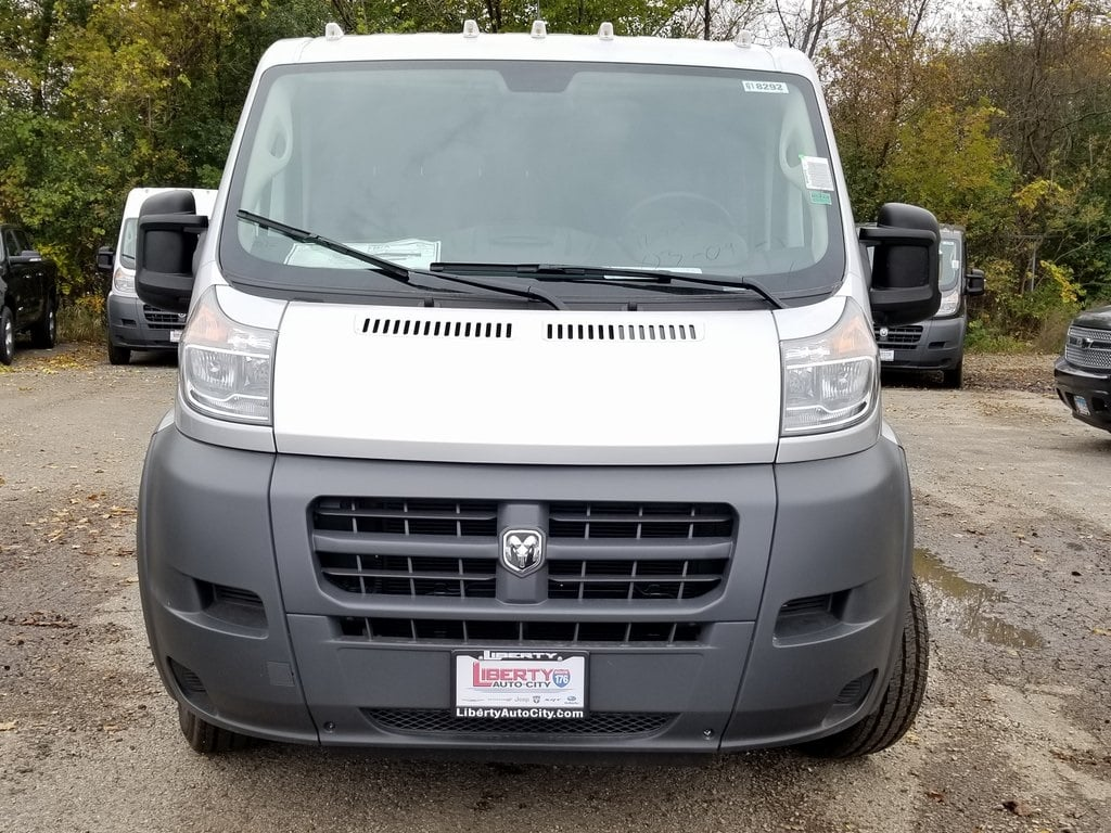 2018 ProMaster 1500 Standard Roof FWD,  Empty Cargo Van #618292 - photo 3