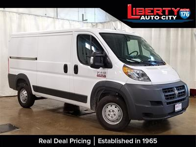 2018 ProMaster 1500 Standard Roof FWD,  Empty Cargo Van #618297 - photo 1