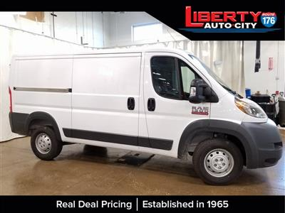 2018 ProMaster 1500 Standard Roof FWD,  Empty Cargo Van #618297 - photo 7