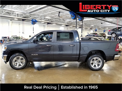2019 Ram 1500 Crew Cab 4x4,  Pickup #619010 - photo 5