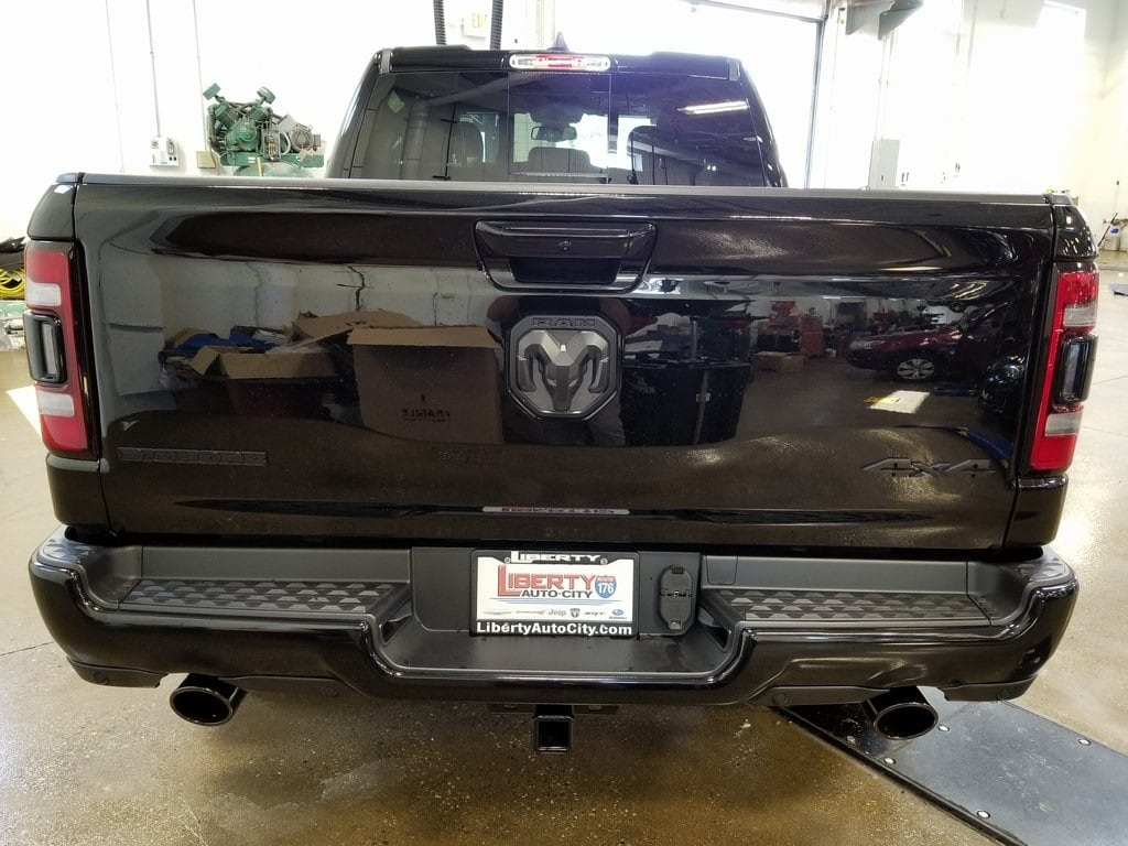 2019 Ram 1500 Quad Cab 4x4,  Pickup #619019 - photo 6