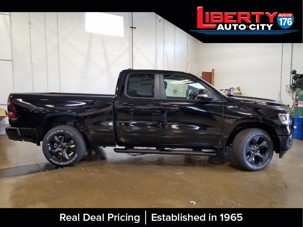 2019 Ram 1500 Quad Cab 4x4,  Pickup #619019 - photo 8