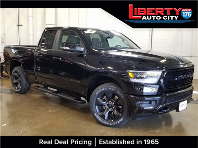 2019 Ram 1500 Quad Cab 4x4,  Pickup #619019 - photo 1