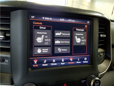 2019 Ram 1500 Quad Cab 4x4,  Pickup #619019 - photo 20