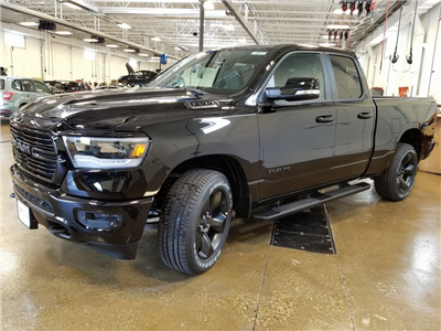 2019 Ram 1500 Quad Cab 4x4,  Pickup #619019 - photo 4
