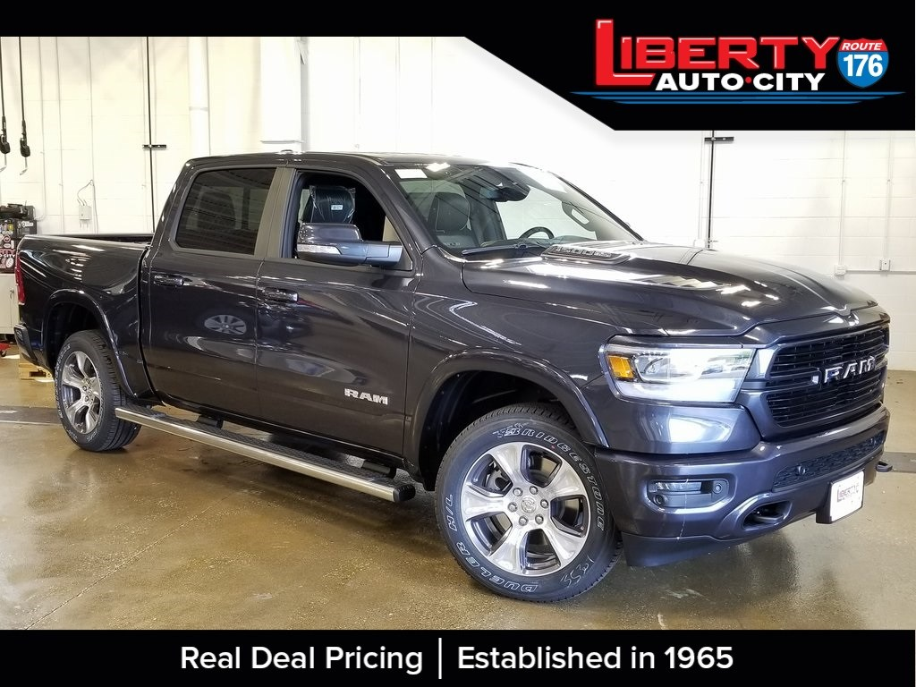2019 Ram 1500 Crew Cab 4x4,  Pickup #619025 - photo 1
