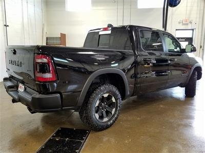 2019 Ram 1500 Crew Cab 4x4,  Pickup #619027 - photo 2