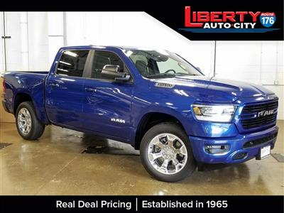 2019 Ram 1500 Crew Cab 4x4,  Pickup #619029 - photo 1