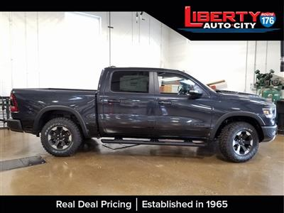 2019 Ram 1500 Crew Cab 4x4,  Pickup #619033 - photo 7