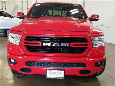 2019 Ram 1500 Crew Cab 4x4,  Pickup #619034 - photo 3