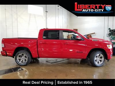 2019 Ram 1500 Crew Cab 4x4,  Pickup #619034 - photo 7