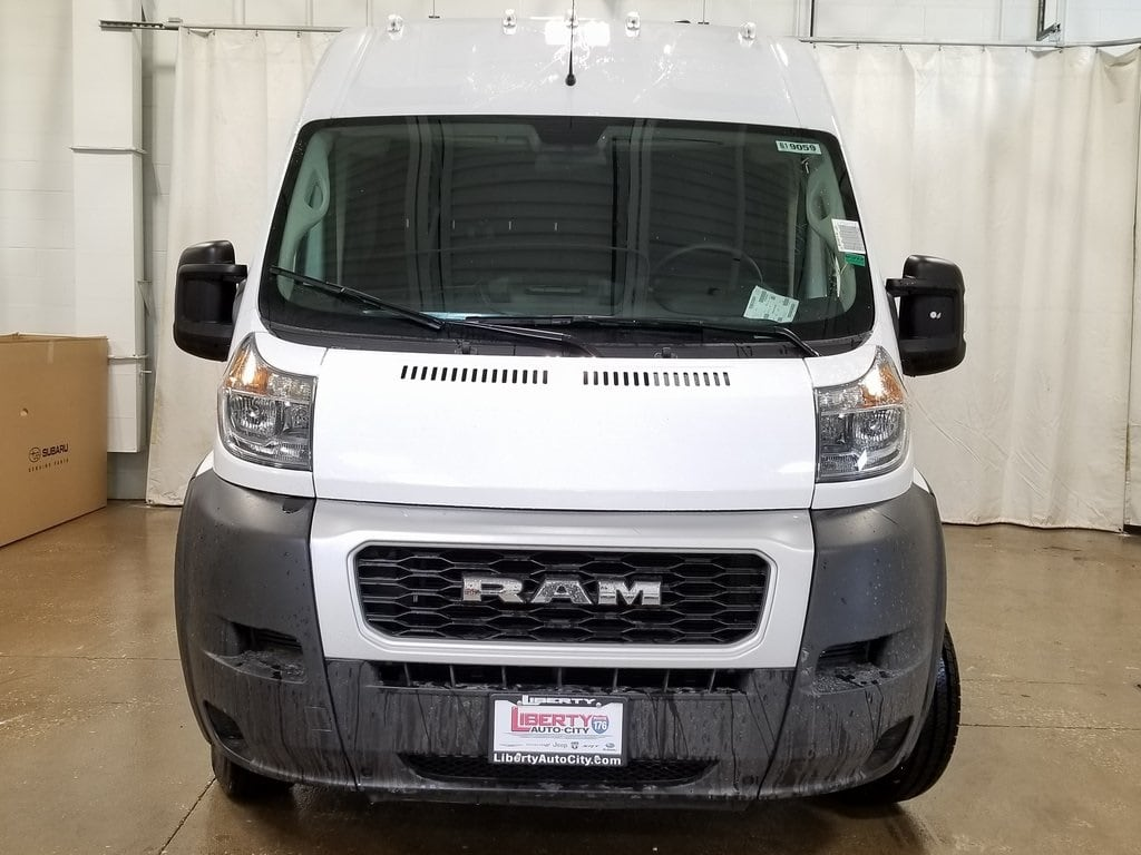 2019 ProMaster 2500 High Roof FWD,  Empty Cargo Van #619059 - photo 3