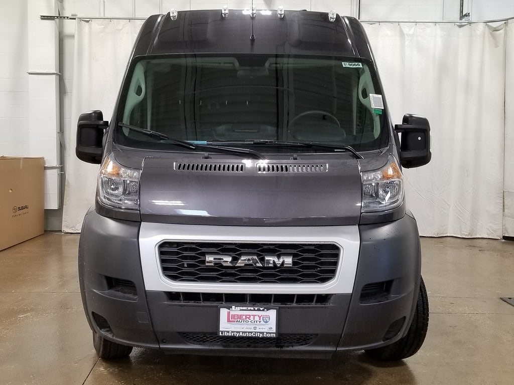 2019 ProMaster 3500 High Roof FWD,  Empty Cargo Van #619060 - photo 3