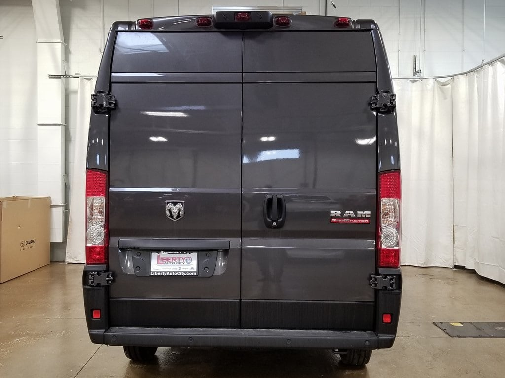 2019 ProMaster 3500 High Roof FWD,  Empty Cargo Van #619060 - photo 7