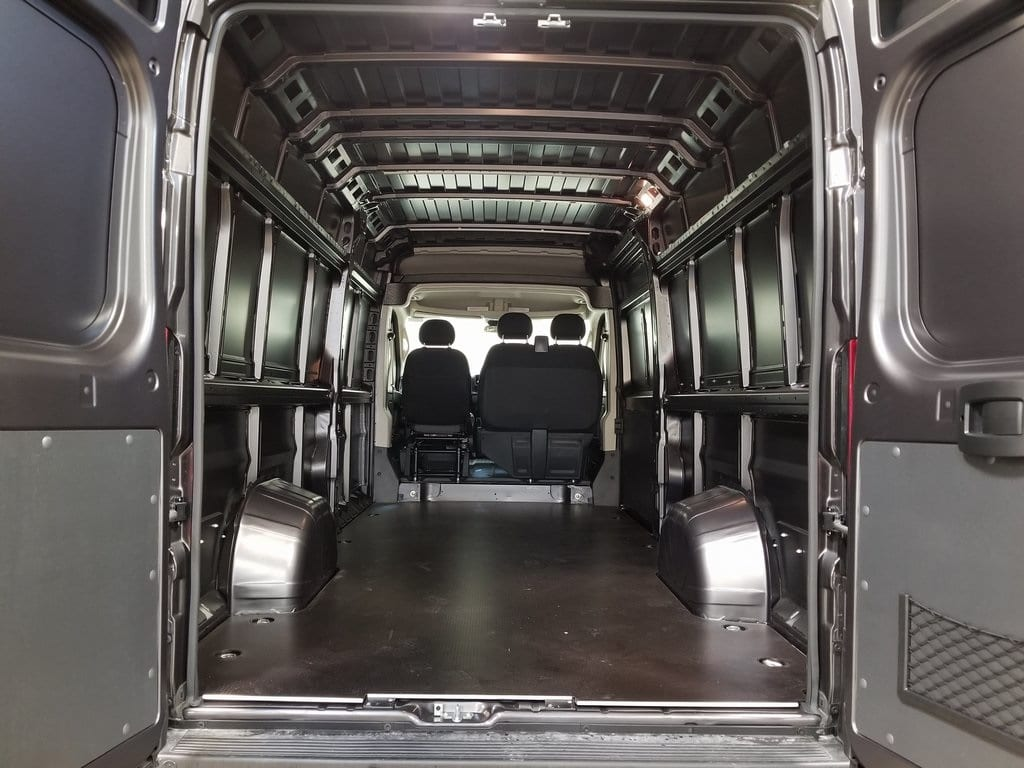 2019 ProMaster 3500 High Roof FWD,  Empty Cargo Van #619060 - photo 2