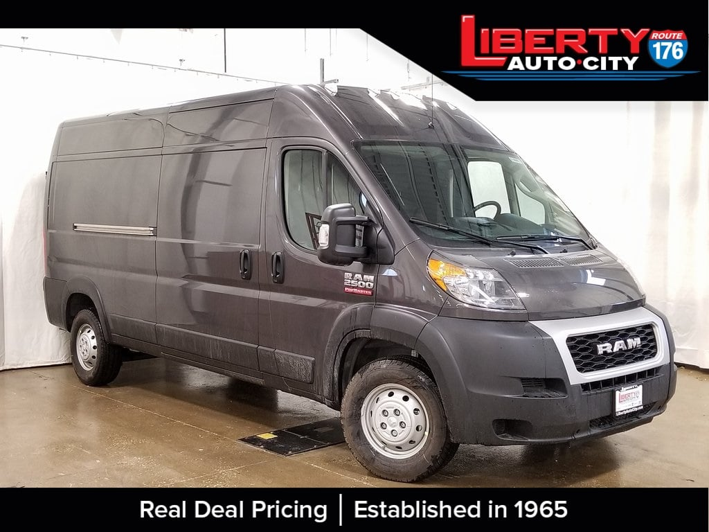 2019 ProMaster 2500 High Roof FWD,  Empty Cargo Van #619061 - photo 1