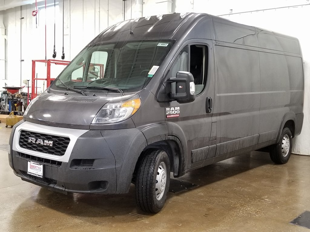 2019 ProMaster 2500 High Roof FWD,  Empty Cargo Van #619061 - photo 4