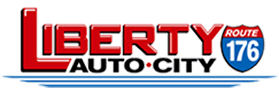 Liberty Auto City logo