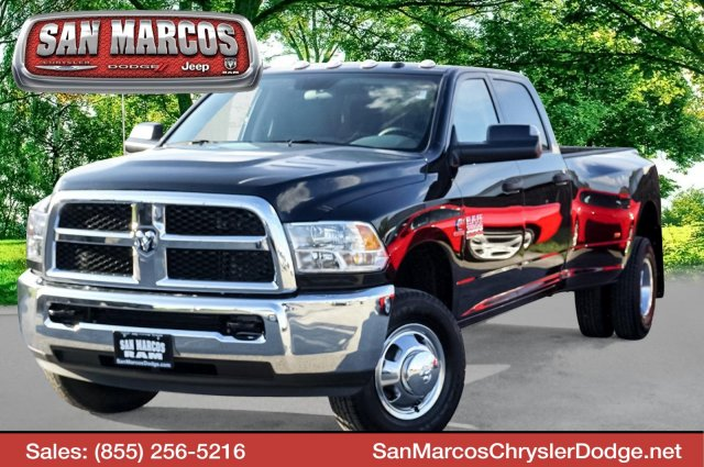 2018 Ram 3500 Crew Cab DRW 4x4 Pickup #C80120 - photo 1