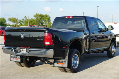 2018 Ram 3500 Crew Cab DRW 4x4 Pickup #C80120 - photo 4