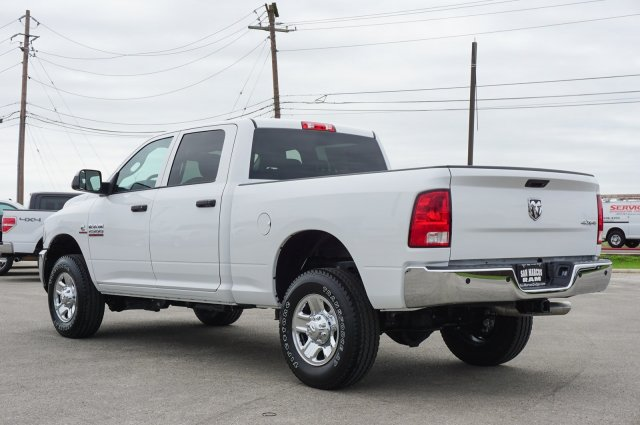 2018 Ram 2500 Crew Cab 4x4 Pickup #C80134 - photo 2