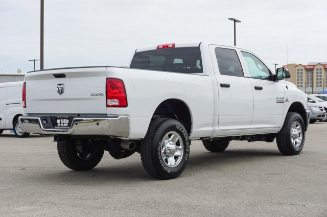 2018 Ram 2500 Crew Cab 4x4 Pickup #C80134 - photo 4